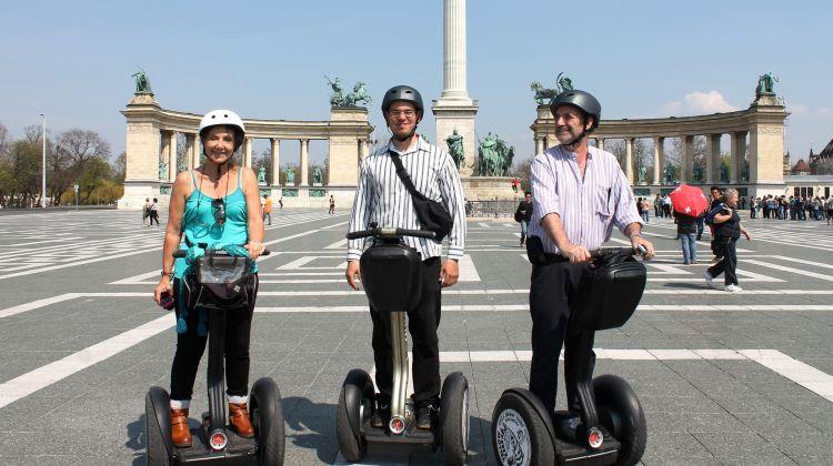 City Park Segway tour