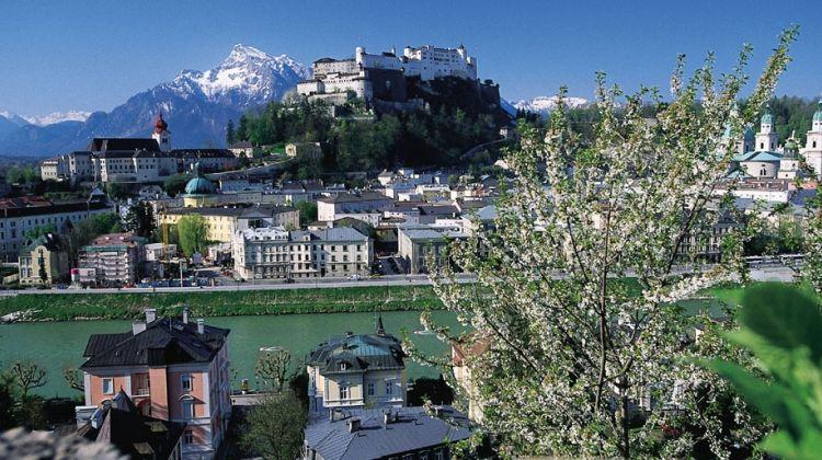 City tour Salzburg incl. M32 - tour 1 bm