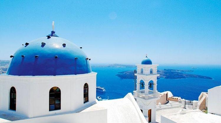 Classic Greece & Santorini