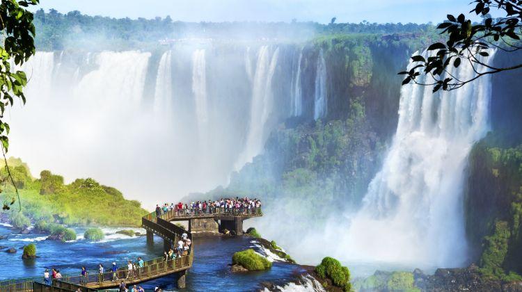 Classic Iguazu Falls Trip