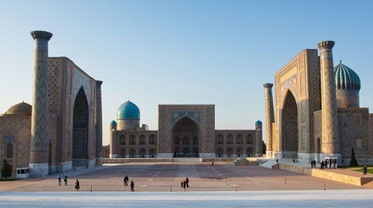 Classic Uzbekistan Group Tour 2021
