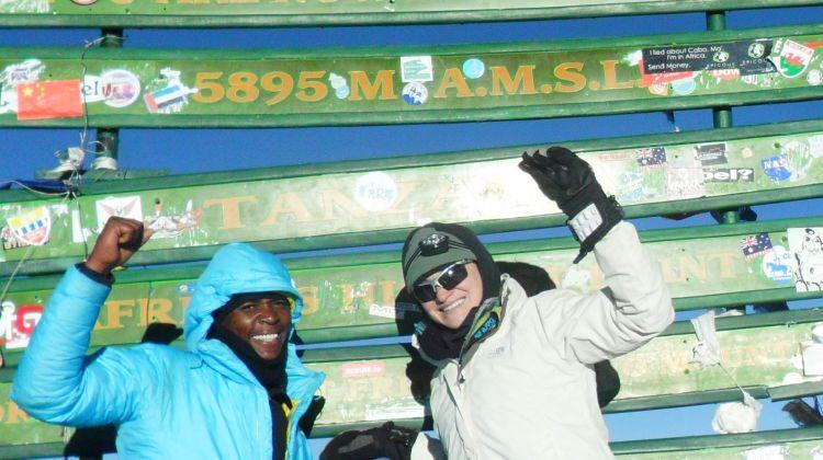 Climb Kilimanjaro - The Marangu Route