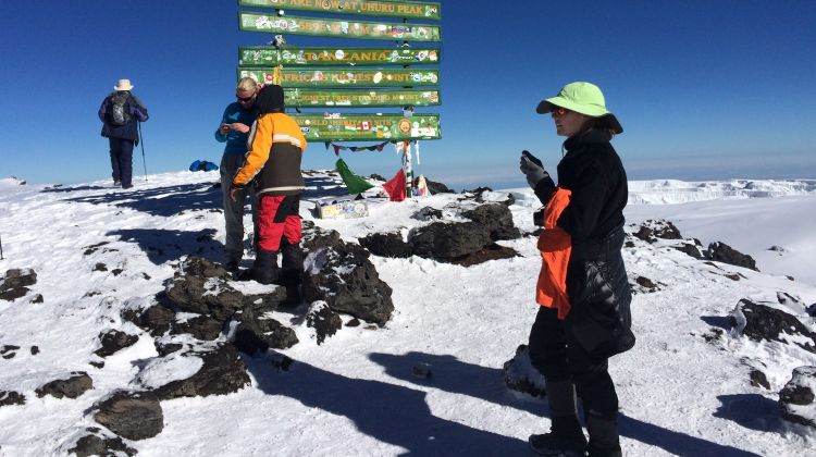 Climb Mount Kilimanjaro via Umbwe route