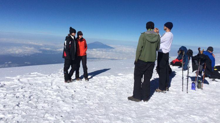 Climb Mt. Kilimanjaro via Rongai Route