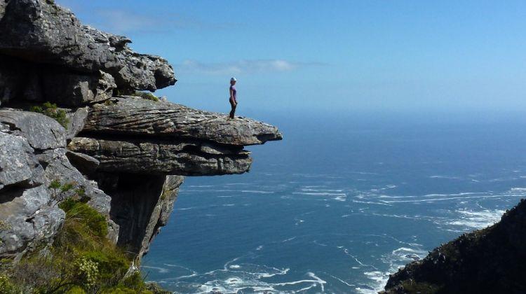 Climb Table Mountain Via Kasteelspoort Ridge