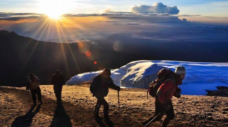 Climbing Kilimanjaro 6-Day Rongai Route