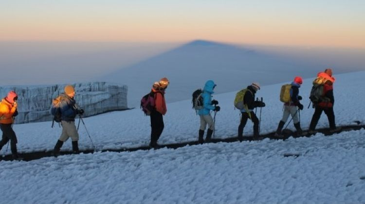Climbing Mount Kilimanjaro 9-Day Northern Circuit
