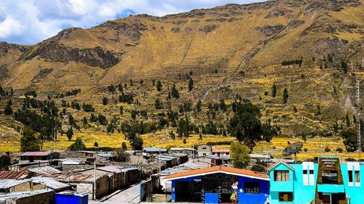 Colca Canyon Trekking 2D/1N & Transfer to Puno