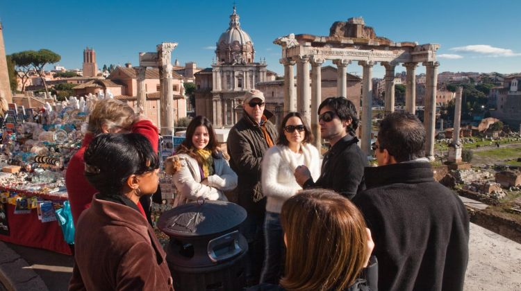 Colosseum Tour and Forum
