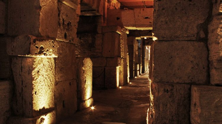Colosseum Underground Tour — Small Group