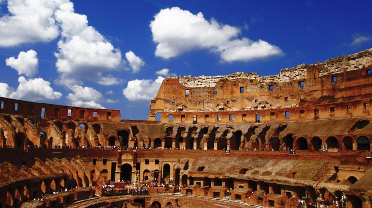 Colosseum Underground Tour —Small Group