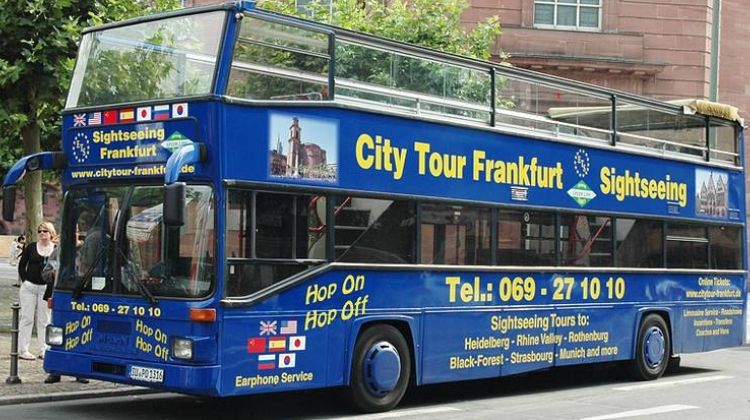 Combi Saver: Frankfurt & Rhine Valley Tour