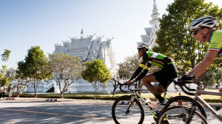Conquer the Lanna Kingdom by Road Bike