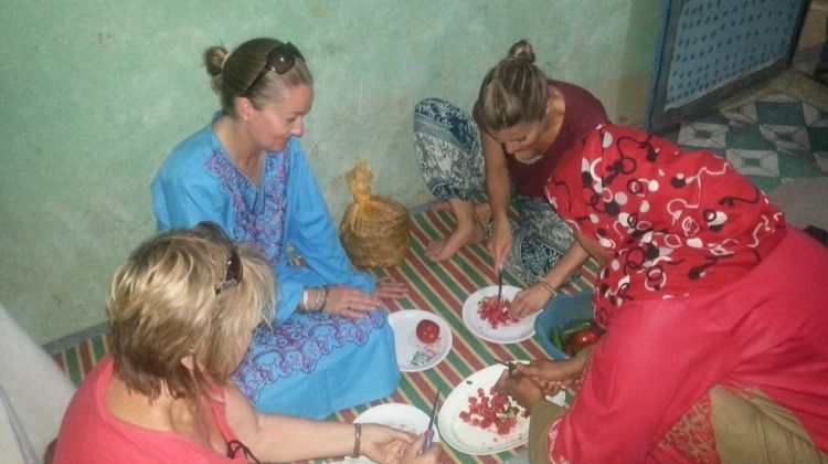 Cooked in Aswan