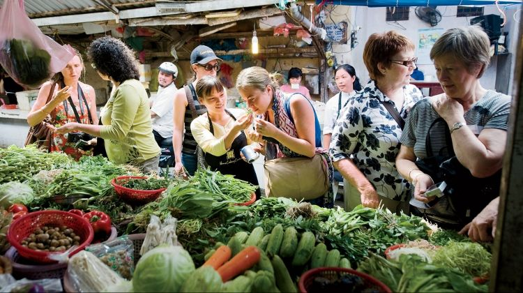 Cooking Experience in Hanoi Half-day Tour