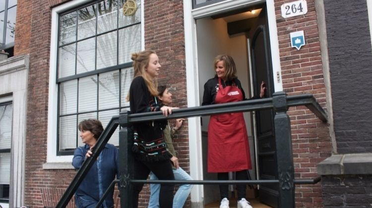 Cooking in Amsterdam