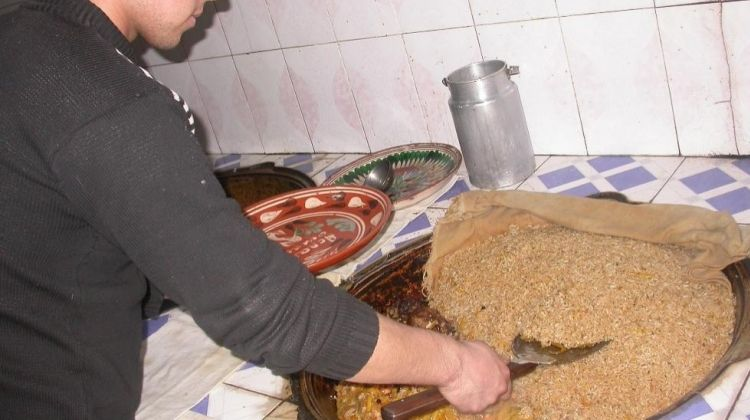Cooking Uzbek Food with Locals in Samarkand