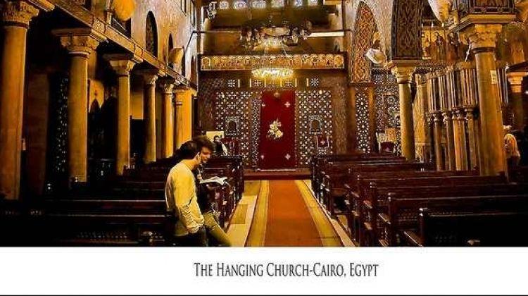 Coptic Cairo Tour with Hanging Church and Abu Serg Church