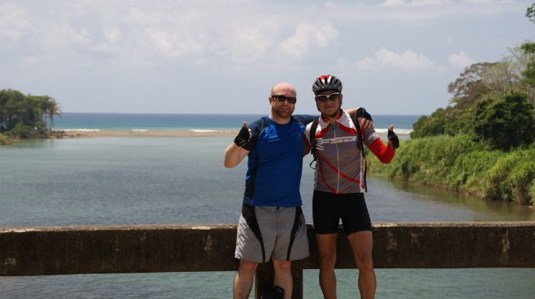 Costa Rica Coast to Coast Ride