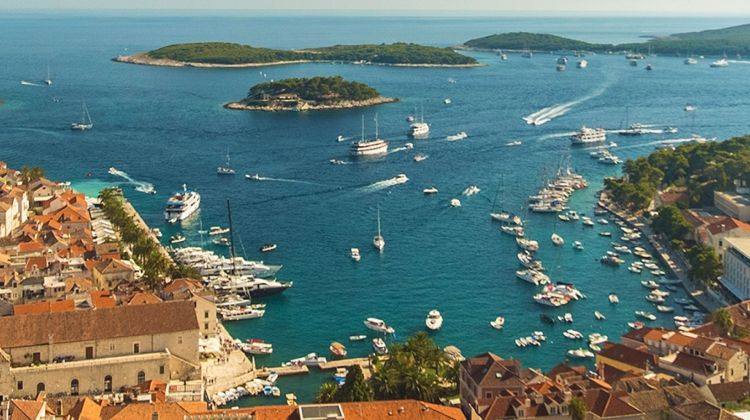 Croatia Sailing Adventure: Dubrovnik to Split
