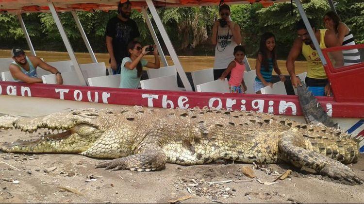 Crocodile Man One Day Boat Tour