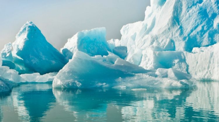 Crossing the Antarctic Circle From Buenos Aires