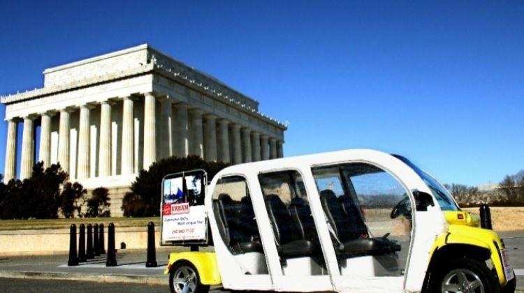 Cruise in Style Washington DC Tour