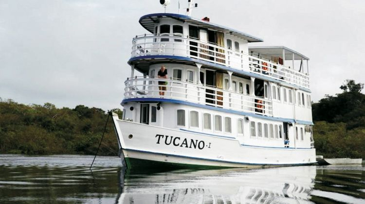 Cruise to the Heart of the Amazon