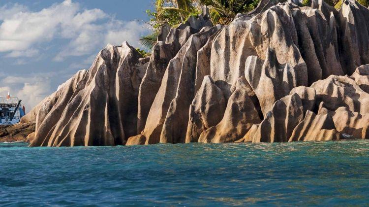 Cruising in the Seychelles (Garden of Eden)