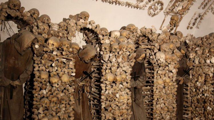 Crypts, Bones & Catacombs - Underground Tour