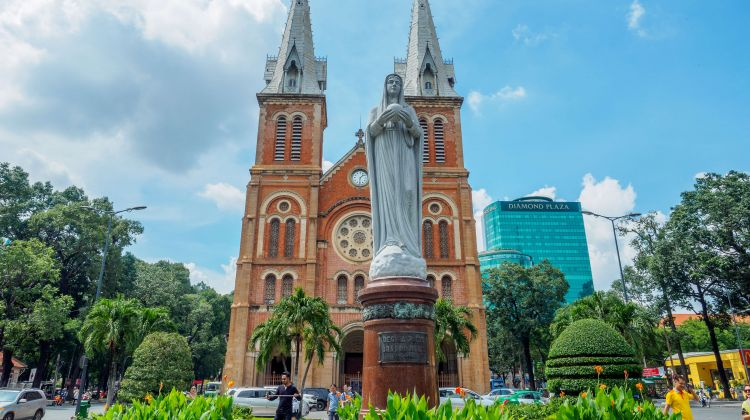 Cu Chi Tunnels and Ho Chi Minh City Full Day