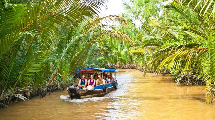 Cu Chi Tunnels & Mekong Delta Full Day VIP Tour from HCM