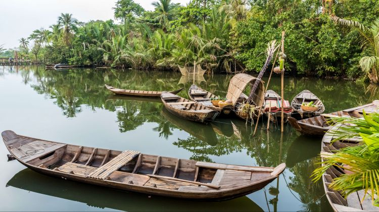 Cu Chi Tunnels & Mekong Delta Full Day VIP Tour