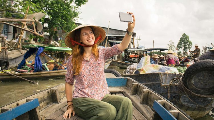 Cu Chi Tunnels & Mekong Delta