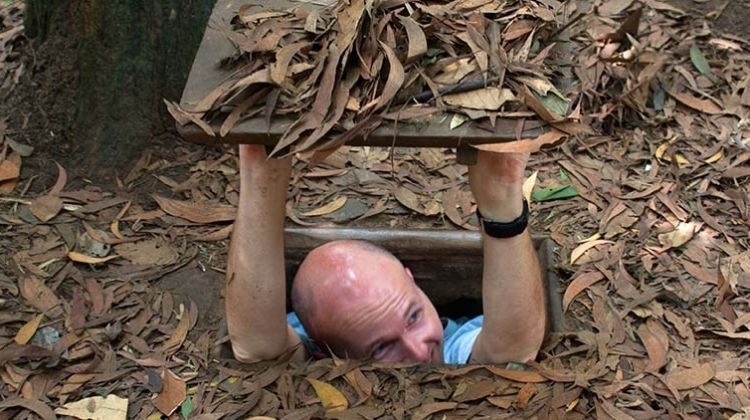 Cu Chi Tunnels & Mekong Delta