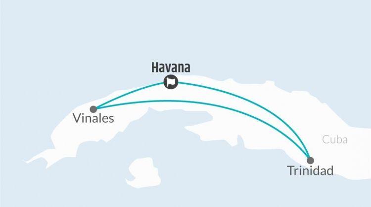 Cuba Express Homestay Experience 8D/7N