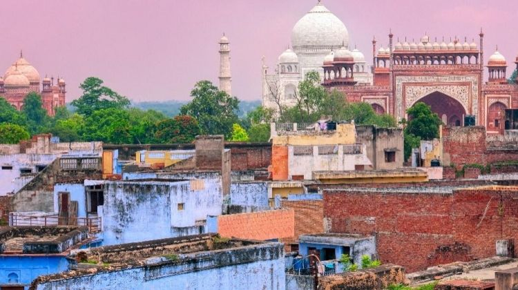 Cultural Tour of Agra