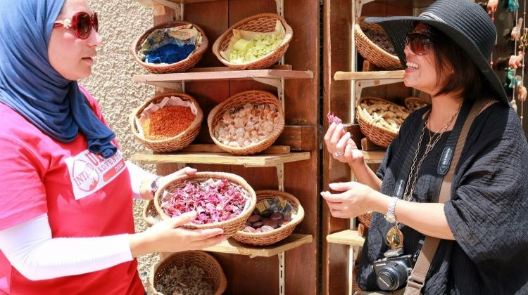 Culture, Coffee & Colourful Souks Tour