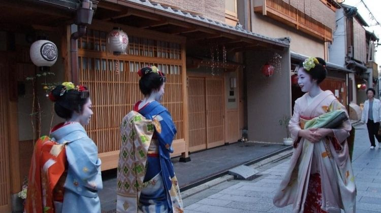Culture Of Kyoto