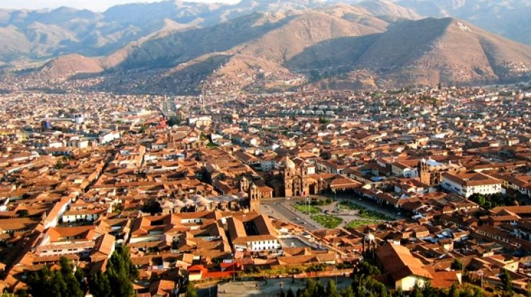Cusco City Tour with Family-Style Lunch
