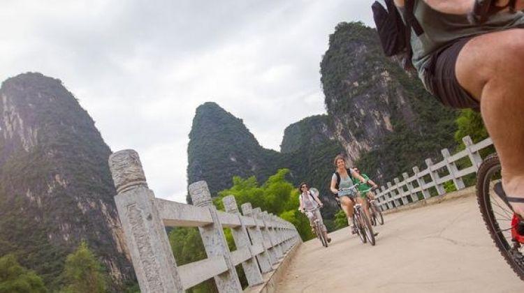 Cycle China