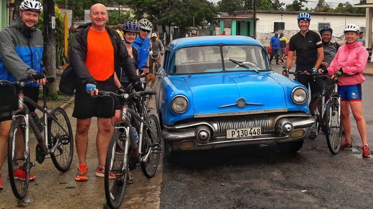 Cycle Cuba: West