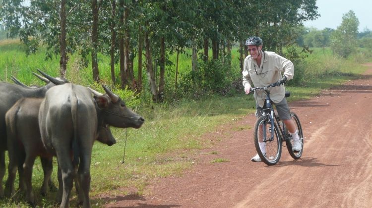 Cycle Indochina & Angkor
