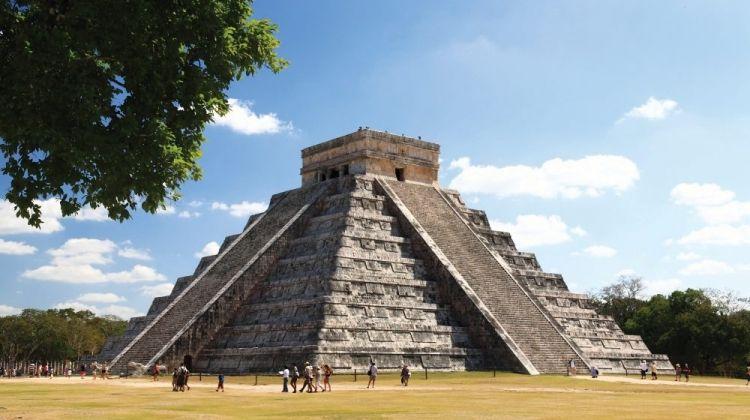 Cycle Mexico - The Yucatan Peninsula