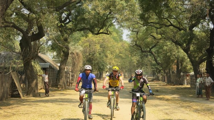 Cycle Myanmar (Burma)