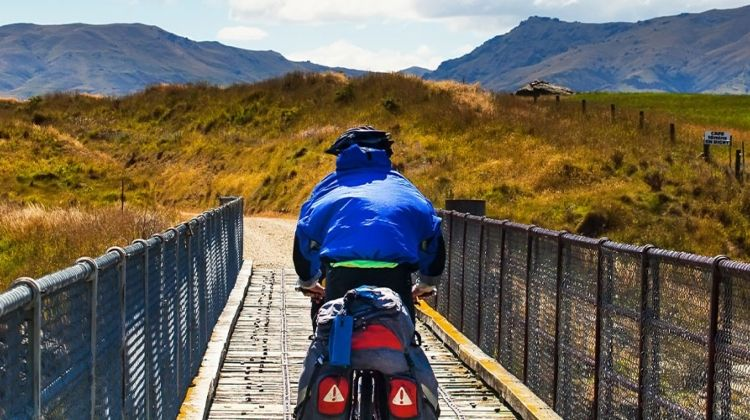 Cycle New Zealand: Wilderness Trail
