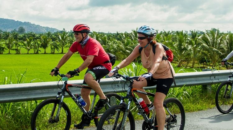 Cycle Northern Vietnam