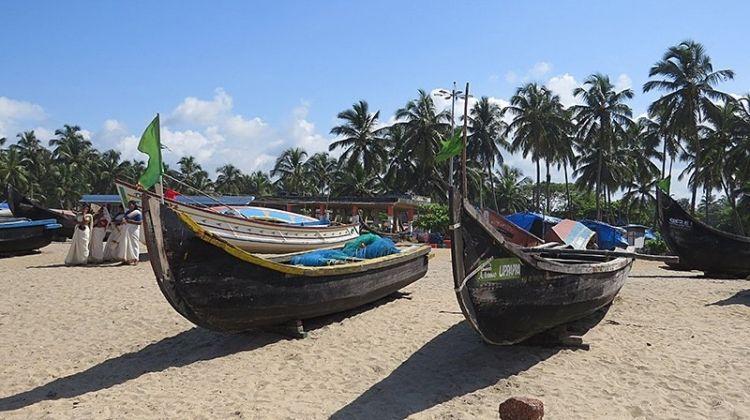 Cycle the Coast of Kerala