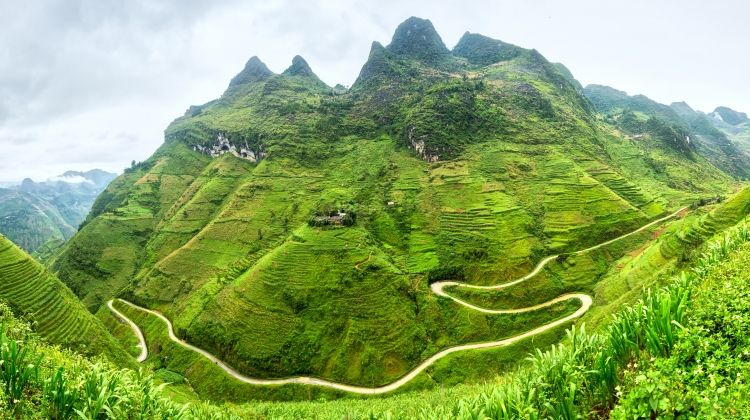 Cycle the Hilltribes of Vietnam