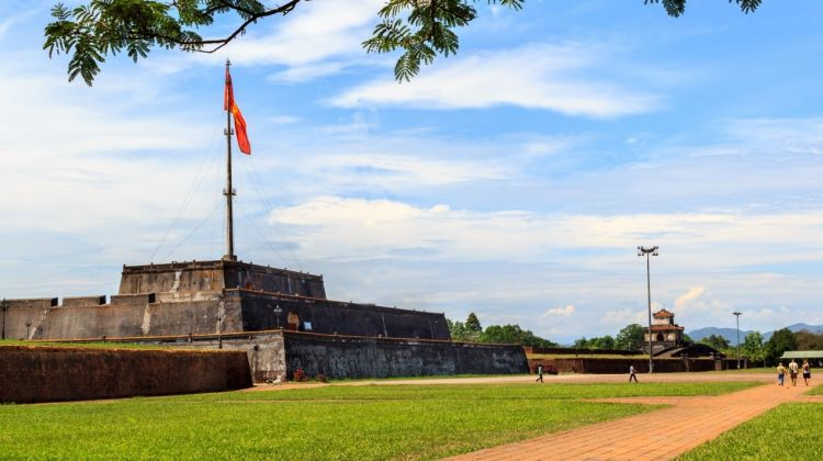 Cycle Tour Exploring Hue its famous Attractions